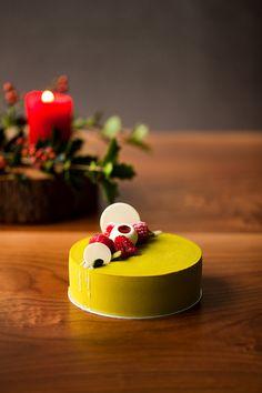アンダーズ 東京が贈る初のクリスマスケーキ - 濃厚な味わいのブッシュ・ド・ノエルなどの写真2