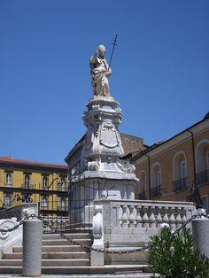 Benevento, Benevento, Italy  Fontana Orsini now