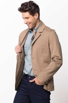 Ceket - Dar Kesim Blazer Ceket