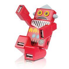 USB robot hub
