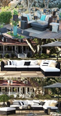Outdoor Furniture- Charming Pool and Patio Furniture - http://interiordesign4.com/outdoor-furniture-charming-pool-patio-furniture/