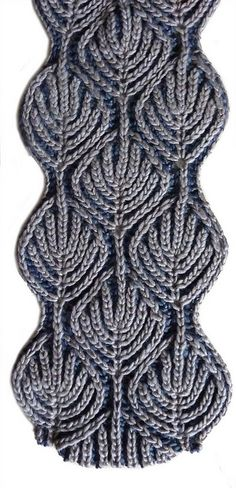 Brioche Stitch knitting ideas