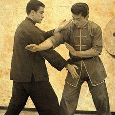 Bruce Lee Wing Chun Chi Sau