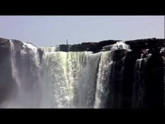 Niagara indien au #Bastar Vidéos HD et photos des chutes de #Chitrakote