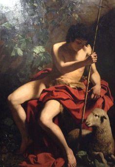Diego Velazquez, Saint John the Baptist on ArtStack #diego-velazquez #art