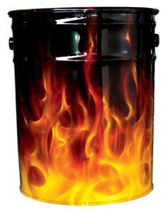 True Fire Airbrush Kit Tattoo