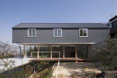 House in Ishikiri.  Osaka, Osaka Prefecture, Japan, 2013 | | Tato Architects, Architect In Charge: Yo shimada