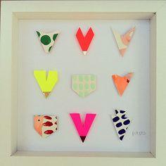 handmade arrowheads by Britt Bass.