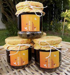 Moje tvořeníčko...: Pampeliškový med