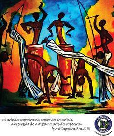Tema  Roda de Capoeira