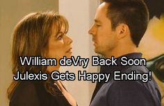 General Hospital Spoilers: Julian Not Dead - William deVry Back for May Sweeps   Celeb Dirty Laundry