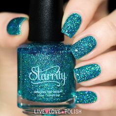 Starrily Blitzen Nail Polish - PRE-ORDER | SHIPS 07/30/15 | Live Love Polish