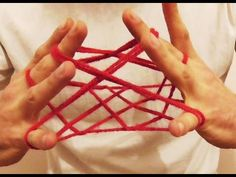 Construct A 3D Bridge String Figure! - Easy Tutorial