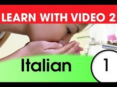 ItalianPod101.com on YouTube.  Learn Italian with Video - Talking About Your Daily Routine in Italian