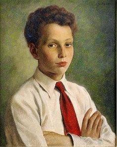 untitled picture by Louis Buisseret (1888-1956), Belgian (artistsandart)