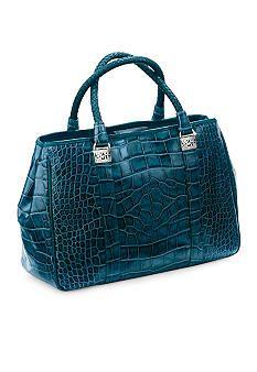 Brighton Monroe Croco Tote #belk #handbags