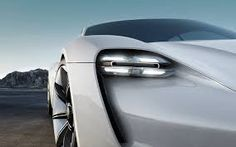 Porsche working on Mission E that is full electric car & it's really give great competition to Tesla electric car. We all know how much beautiful is Tesla supercar & same know you see in Porsche electric car.DesignPorsche Mission E has flat h Porsche Carrera, Porsche Panamera, Porsche Logo, Porsche Taycan, Tesla Electric Car, Electric Sports Car, Electric Vehicle, Ferdinand Porsche, Porsche Mission E