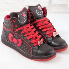 Hello Kitty kicks! :) <3 this