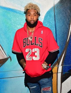 "shesfromsaturn: """" Odell Beckham Jr at Club Mercy Houston, TX "" """