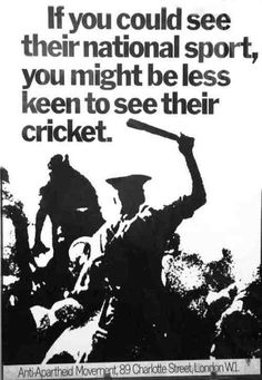 45 years ago: The controversial visit of the Springbok team to Dublin.