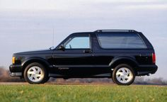 The truck that made me into gear head. The GMC Typhoon