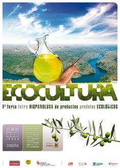 Ecocultura 2011  Feria hispanolusa de productos ecológicos