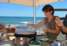 Things To Do in Cape West Coast - Muisbosskerm Open Air Restaurant, Lamberts Bay, Western Cape, South Africa