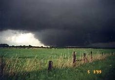 F5 Tornado approaches Moore, Oklahoma on May 3, 1999- worst day of my life, we lived thru the largest tornado recorded in bridge creek, ok