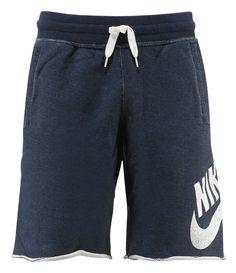 Pantaloni Nike Alumni    Pantaloncini uomo Nike in felpa, con logo laterale.