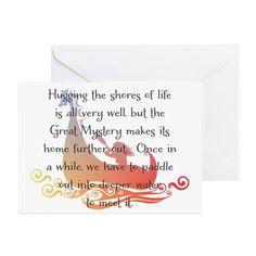 Hugging Greeting Cards
