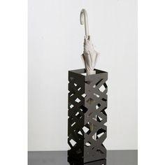 Stojan na dáždniky Mikado Plateau Design, Helfer, Laque, Toothbrush Holder, Modern, Shops, Black, Products, Steel
