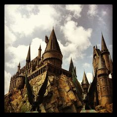 The Wizarding World of Harry Potter at Universal's Islands of Adventure  Seriously, the best ride in Orlando!