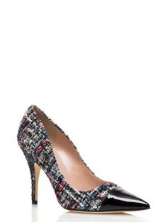 lacy heels - kate spade new york