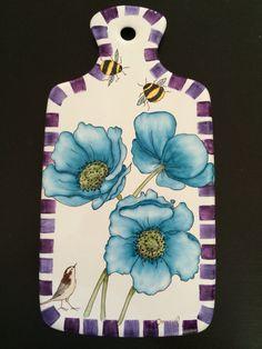 Flores por Mariela Marquizzio