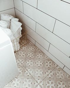 Buy Artisan by Laura Ashley tiles professionally sourced by Tons of Tiles from leading manufacturers from around the world. Small Bathroom Remodel, Flooring, Charcoal Walls, Tile Floor, Amazing Bathrooms, Downstairs Bathroom, Master Bath Design, Bathroom Renovations, Bathroom