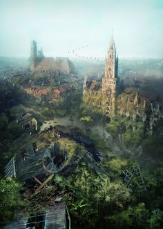 771 best post apocalyptic artwork images on pinterest in 2018 the art of animation jir svetinsk fandeluxe Images