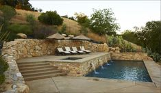 concrete (?) instead of stone or pavers | Jeffrey Gordon Smith Landscape Architecture, Paso Robles