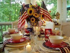 Celebrate America!  #Viking USA