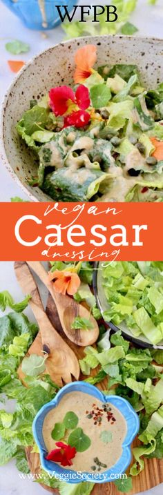 Best Vegan Caesar Sa