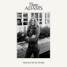 Bryan Adams album cover of track of my years