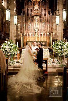 Wedding Church Flower, Church Weddings, Altar Flowers Wedding Church, Flowers In Church Wedding, Church Wedding Flowers, Church Flowers Wedding Altar, ...