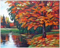Artwork >> Bellemare Michel-André >> Fiesta in October