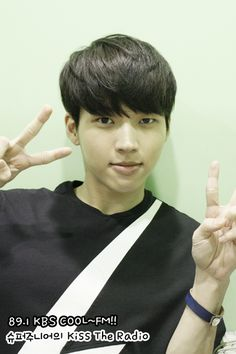 150716 #인피니트 Woohyun - Kiss The Radio Official Photos