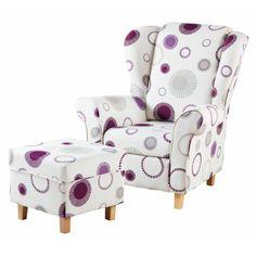 Lord Fauteuil Lila Chair, 199 EUR, kika.com