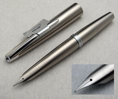 Pilot Murex fountain pen. One of my grail pens. / mine too