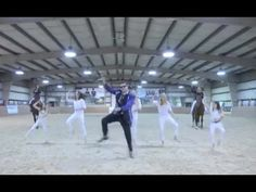 Hilarious! Rocky Mountain Show Jumping's Gangnam Style Video.  This really made us laugh out loud.  The little kids are SO cute.