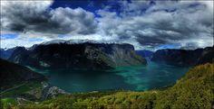 Страна троллей и фьордов:Место человека в мире природы