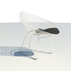 Swing Chair Revit Family Living Room Covers At Target 85 Best Furniture Downloads Images Bertoia Diamond Lounge Download Lounges