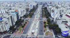 The Latest Metrobus Route will open this week in Buenos Aires giving it one of the best intercity public systems in the region Rapid Transit, Paris Skyline, Times Square, Transportation, Public, Travel, Google, Buenos Aires, Viajes