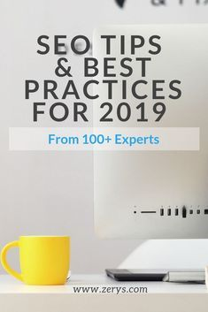The most important task for modern marketers is making sure that content is search-engine optimized without compromising content quality. Learn SEO Tips and Best Practices From Experts that will help you take the mystery out of SEO.